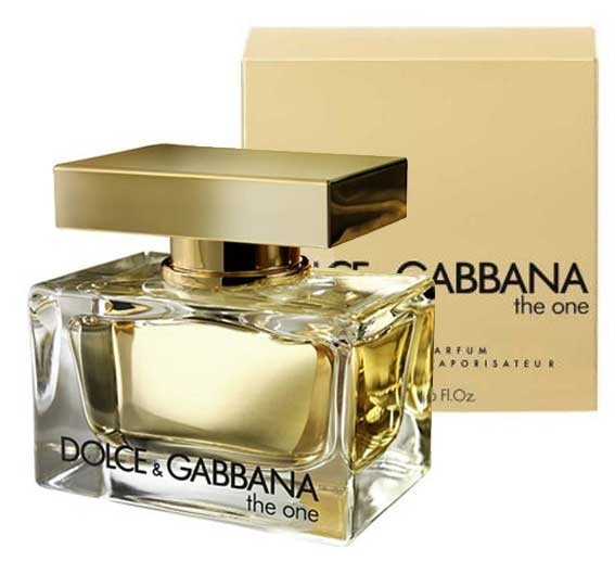 Perfume Dolce Gabana The One Feminino 75Ml
