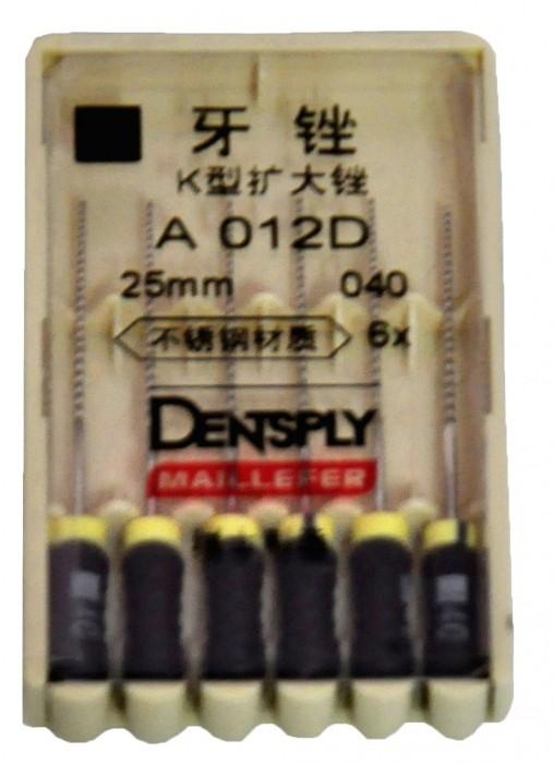 Dent Dentsply Maillefer H40 25M