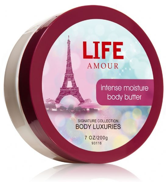 Butter Body Luxuries Life Amour