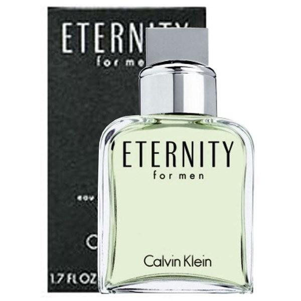 CALVIN KLEIN PERFUME ETERNITY MASCULINO 50Ml