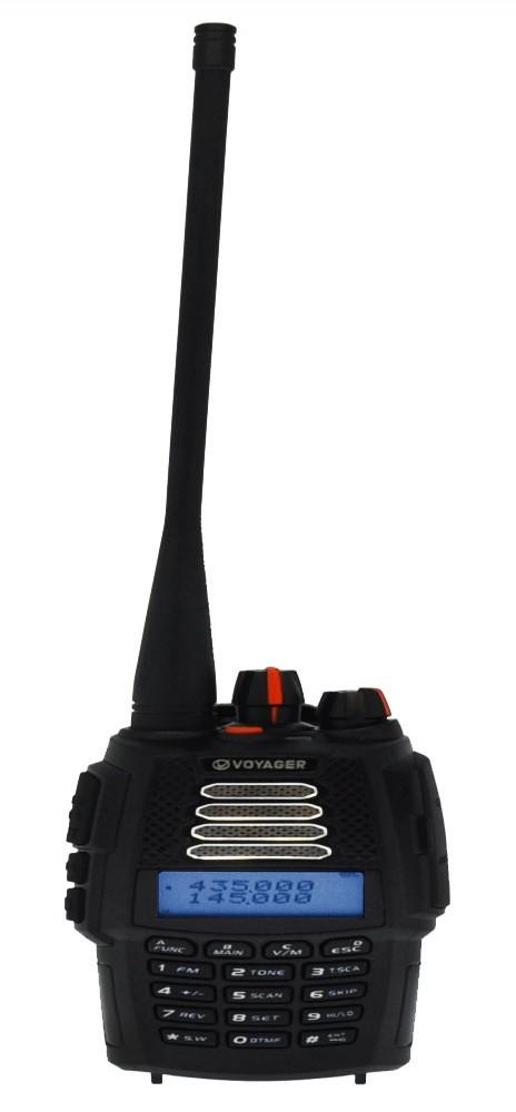Radio Voyager VHF/UHF VR-D398UV HT