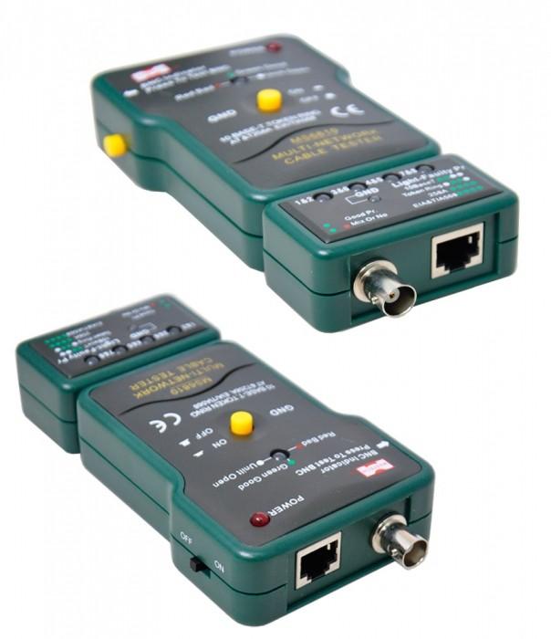 Medidor Multi-Netwrok Cabo Tester Modelo MS-6810