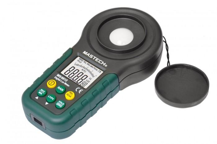 Medidor LUX Meter Digital Modelo MS-6612