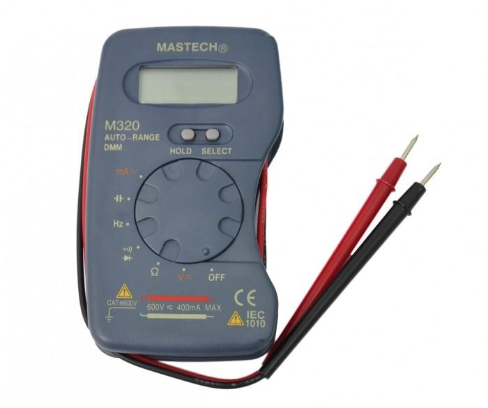 Medidor Digital Multimeter Modelo M-320