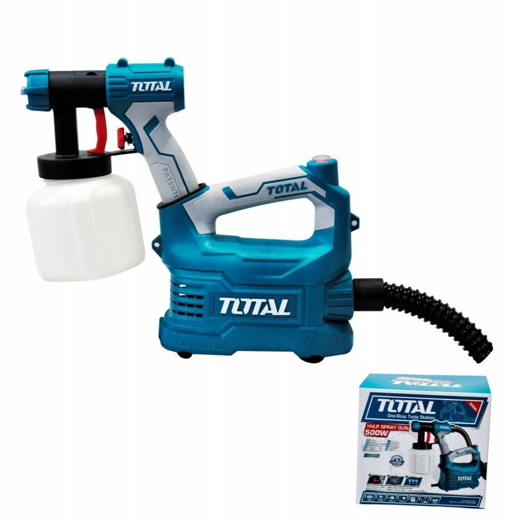 TOTAL PISTOLA PINTURA TT5006