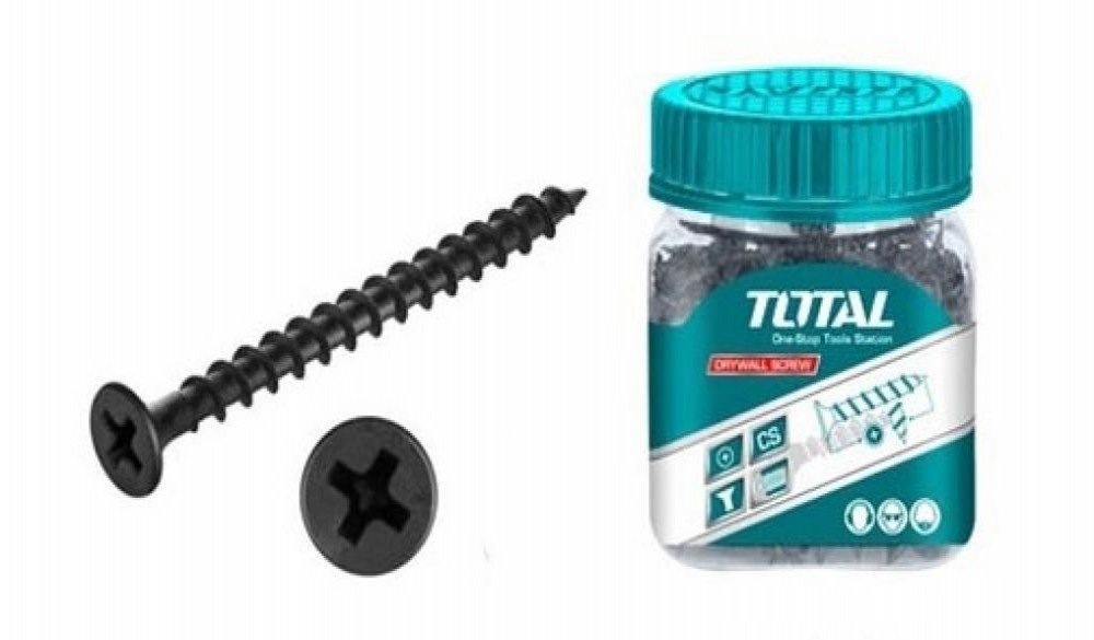 TOTAL PARAFUSO WJDS3502511 DRYWALL 3.5X25MM