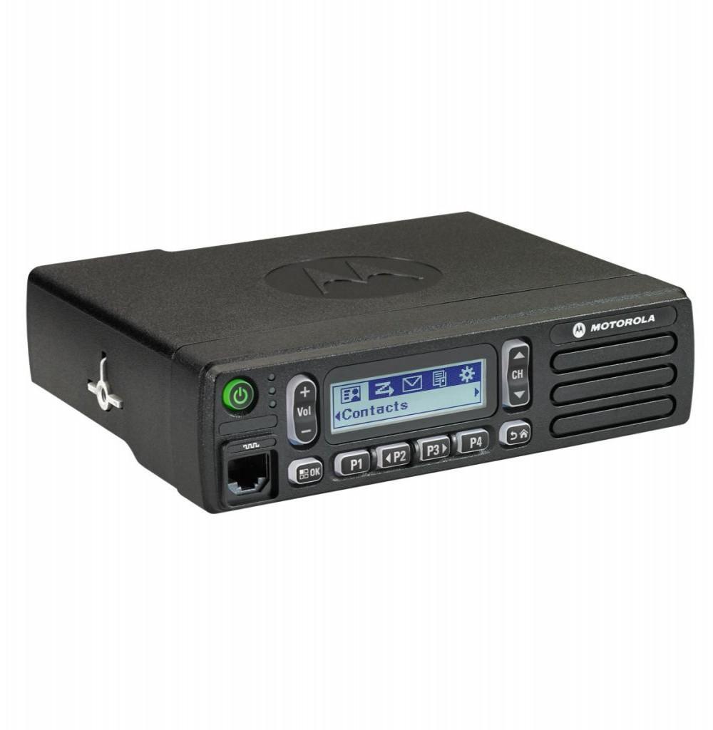 MOTOROLA RÁDIO VHF DEM-400 VHF 45W