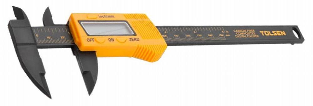 TOLSEN PAQUIMETRO 35052 150MM DIGITAL