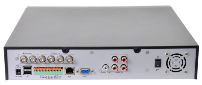 DVR 4 Canais Voyager VR - 3204