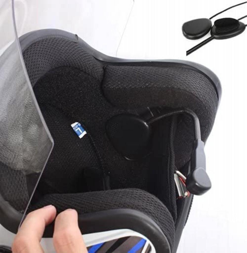NETPHONE INTERCOM MOTOCICLETA VR V1-2 BLUETOOTH