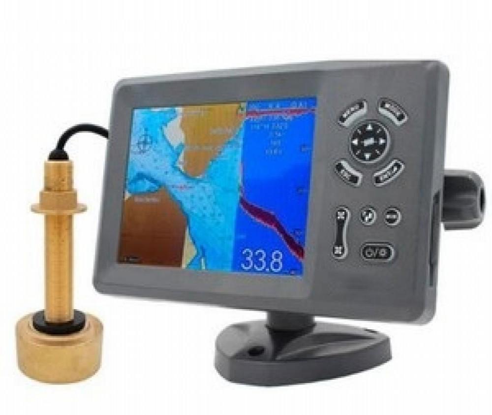 VOYGAER GPS MARITIMO AIS COM ANTENA KP-39