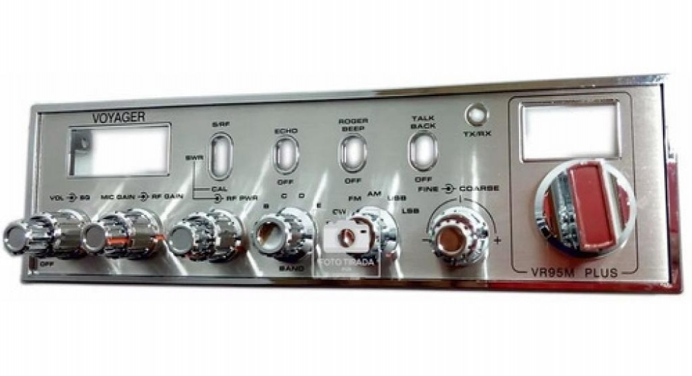 VOYAGER PAINEL CONTROLE FRENTE VR95