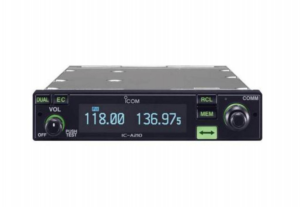 ICOM RADIO AEREO IC-A210 BASE