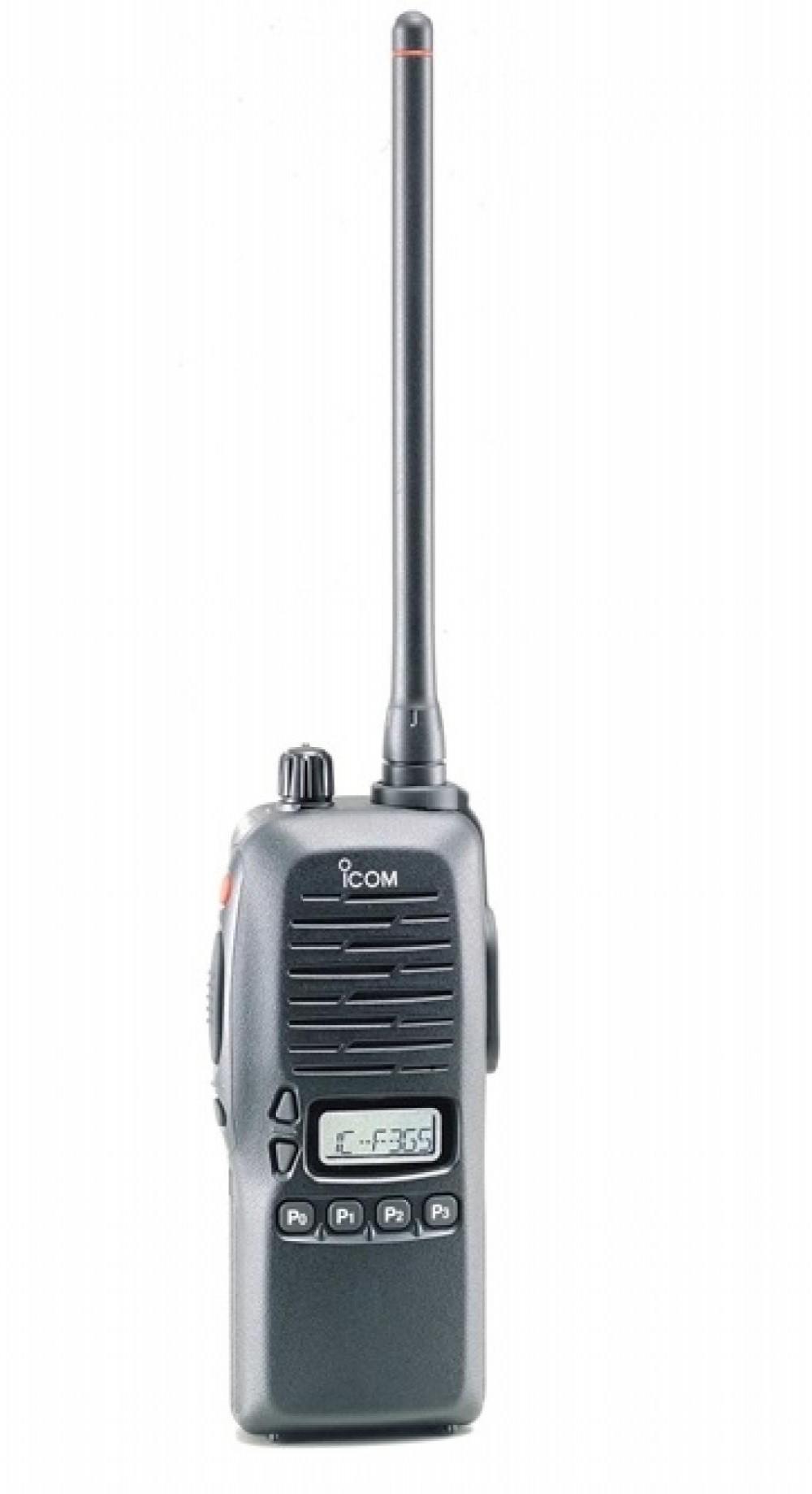ICOM RADIO COMERCIAL IC-F3GT VHF