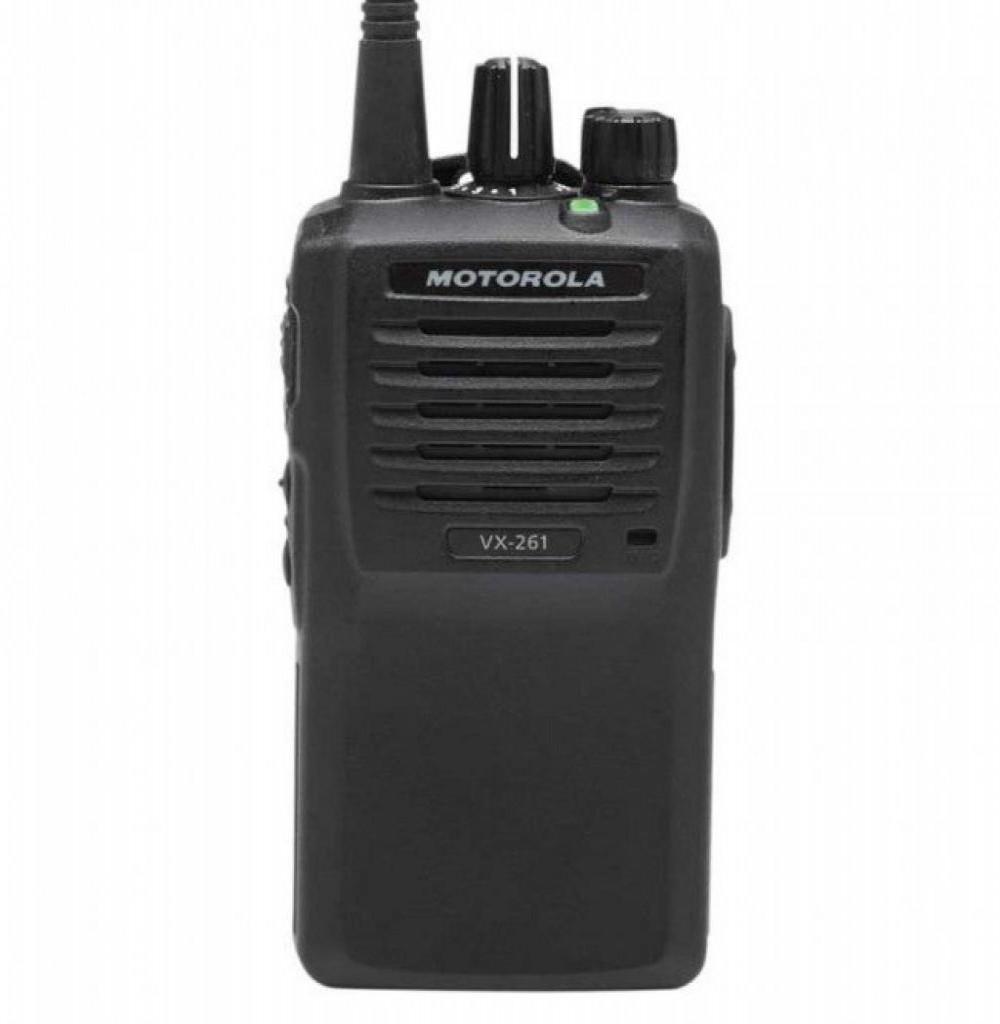 MOTOROLA RADIO HT VX-261 VHF 16CH