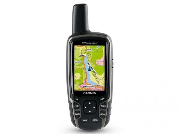 GARMING GPS MAP62ST
