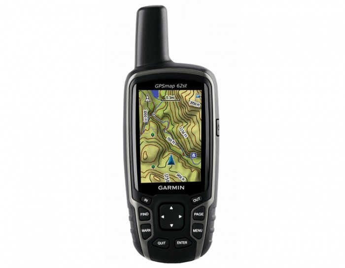 Gps Garmin Mapping    MAP62ST
