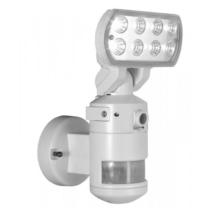 NIGHTWATCHER ROBOTIC COM SENSOR E CAMERA NW700 BRANCO