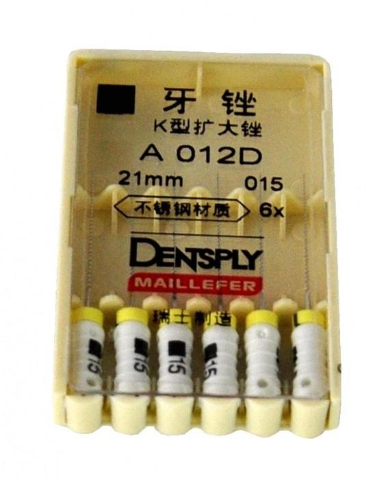 Dent Dentsply Maillefer kk-F H15 21M