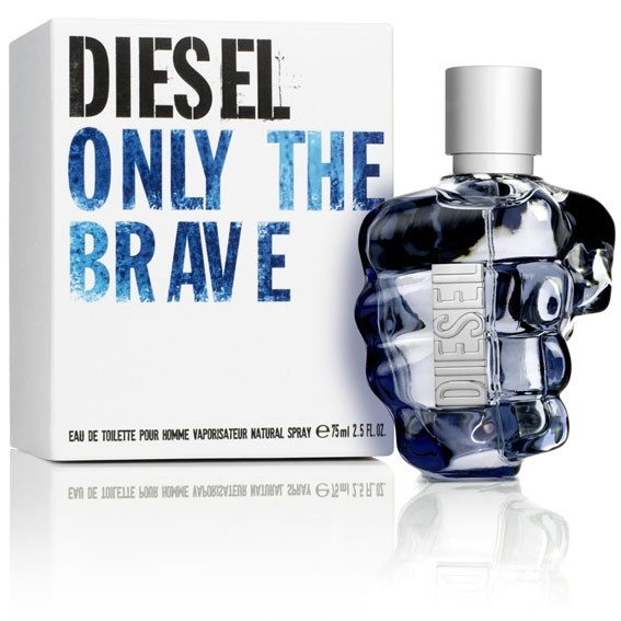 DIESEL PERFUME ONLY THE BRAVE 75Ml