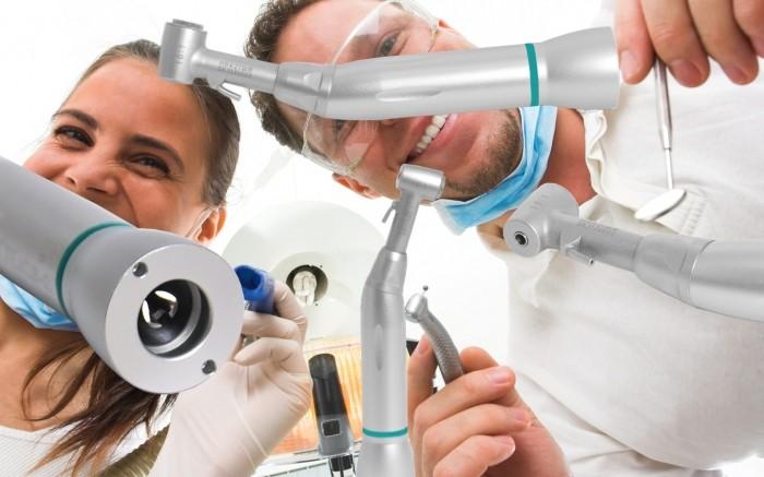Dental Caneta Contra Angle 20:1 Titan Modelo SN.11LC042