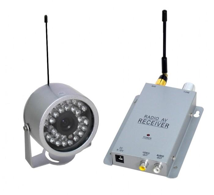 Câmera Voyager Sem Fio VR-408