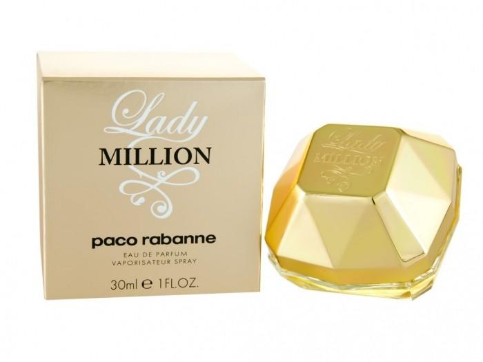Perfume Paco Rabanne Lady Million 30ml