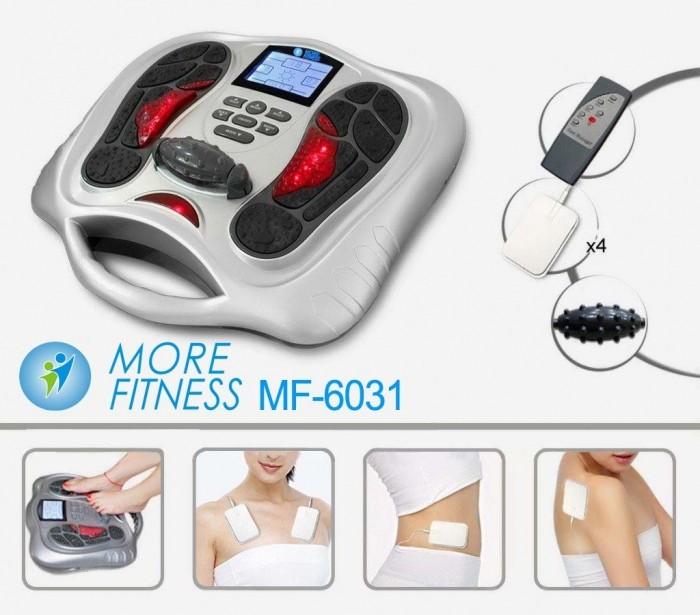 Massageador De Pés Morefitness Modelo MF-6031 Bivolts