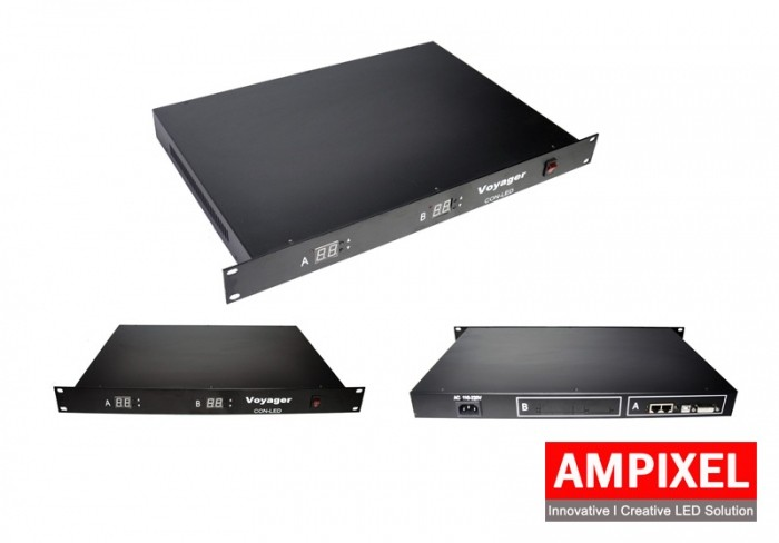 VOYAGER CONTROLADOR DE ENVIO DE CARTAO USB-PC AMPIXEL
