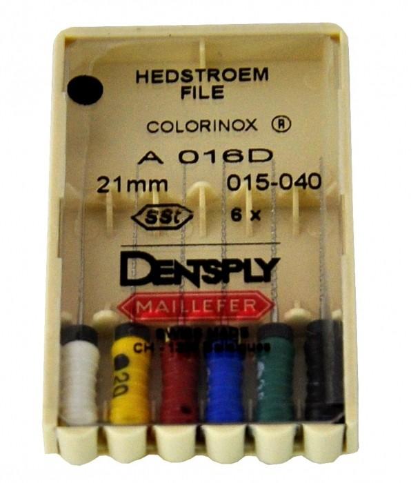 Dent Dentsply Maillefer  H15-40 21M
