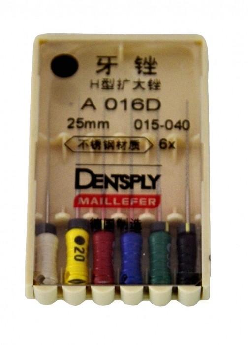 Dent Dentsply Maillefer H15-40 25M