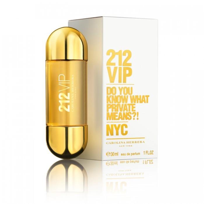 Perfume Carolina Herrera 212 Vip Feminino 30Ml