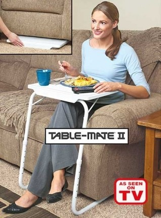 Mesa Table Mate II - As Seen on TV Table
