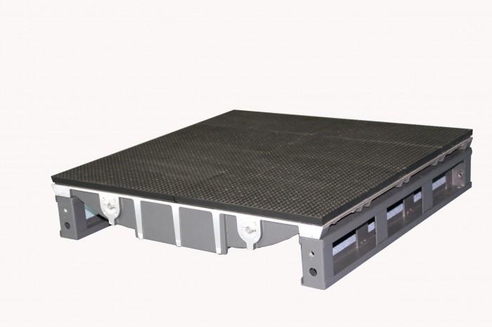 Panel Led Piso/Teto P-9D Piso ou Teto  578 x 578 mm