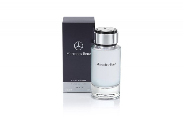 MERCEDEZ BENZ PERFUME EDT 120ml