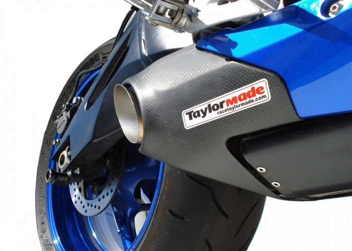 TAYLOR MADE RACING ESCAPE SUZUKI GSXR750 2008/2010