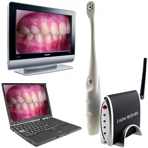 Dental Câmera Intra Oral Titan Oral Sem Fio
