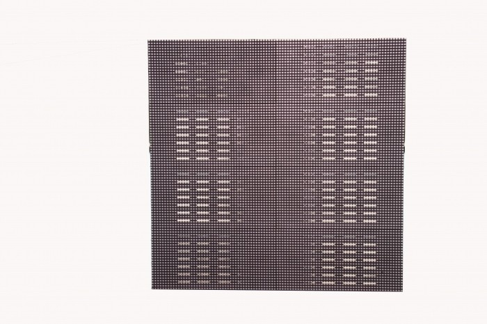 VOYAGER PAINEL LED OUTDOOR P-6MH CURTAIN 576 X 576 MM / 5000 Bits