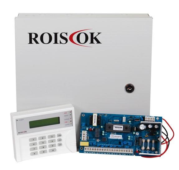 Cctv Alarme Roiscok Modelo RP-208CN