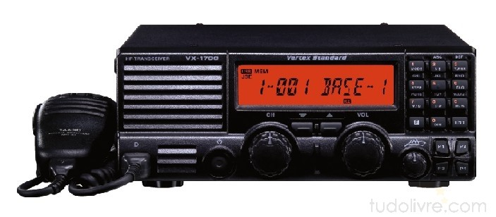 YAESU RADIO HF VX-1700