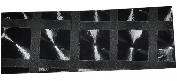 BOXSTER ADESIVO 3D DI-NOC TEXTURIZADO MOD. TS-002 PRETO