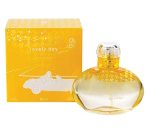 JEAN PHILIPPE PERFUME LOVELY DAY SUNRISE