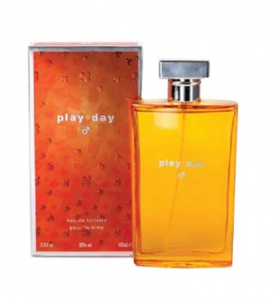 JEAN PHILIPPE PARIS PERFUME PLAYDAY