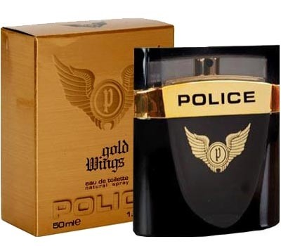POLICE PERFUME GOLD WING 50Ml
