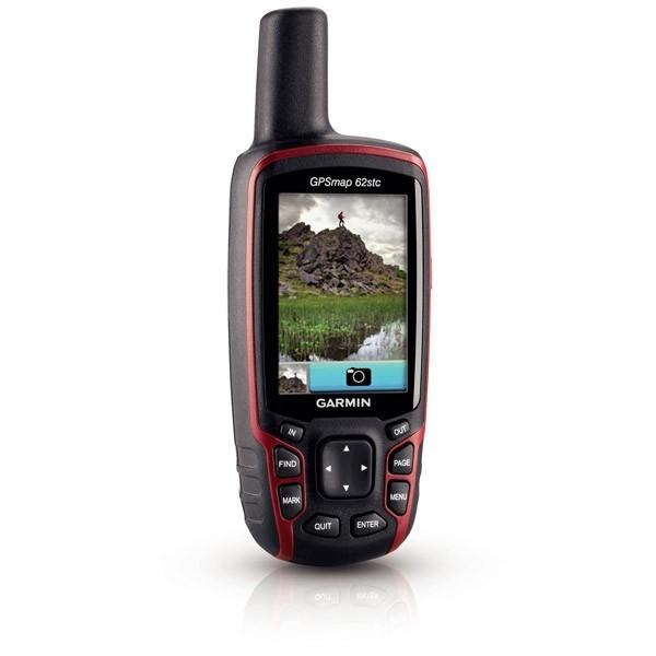 GARMIN GPS MAPPING MAP62STC 010-00868-21