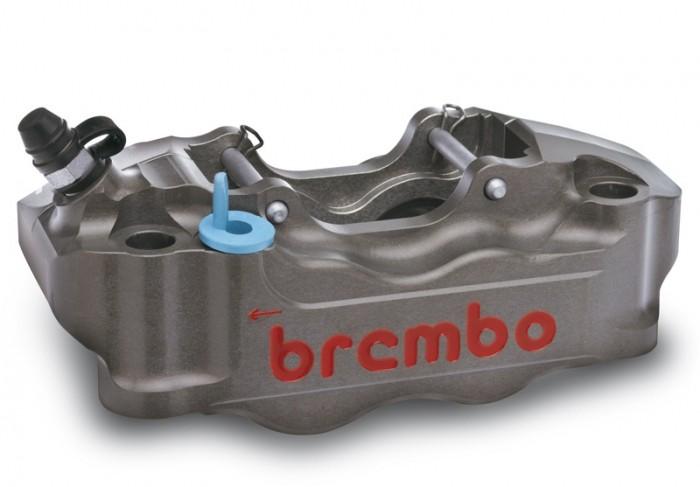 BREMBO CALIPER KIT HPK MACHINED RADIAL (220A01610)