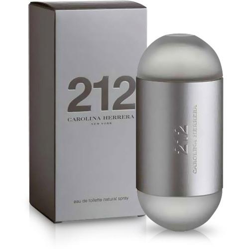 Perfume Carolina Herrera 212 Feminino 60Ml