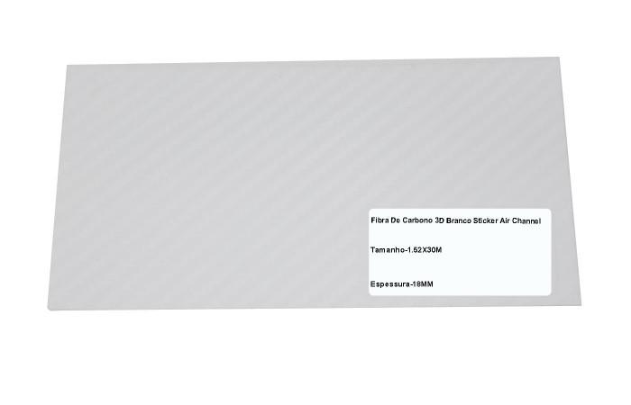 BOXSTER ADESIVO 3D DI-NOC TEXTURIZADO MOD. B-7 BRANCO
