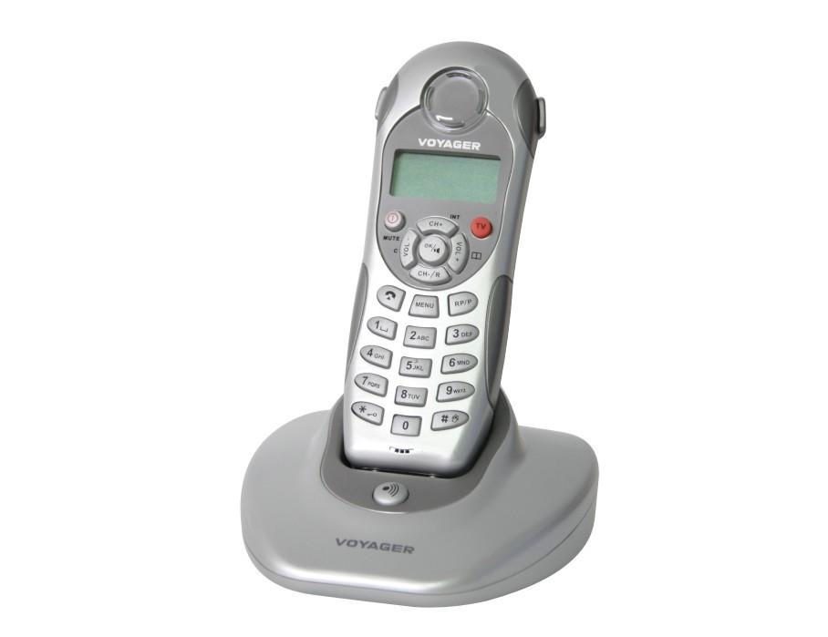 VOYAGER TELEFONE SEM FIO VXT-2007 COM CONTROLE DE TV