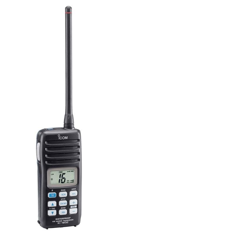 ICOM RADIO MARITIMO IC-M32